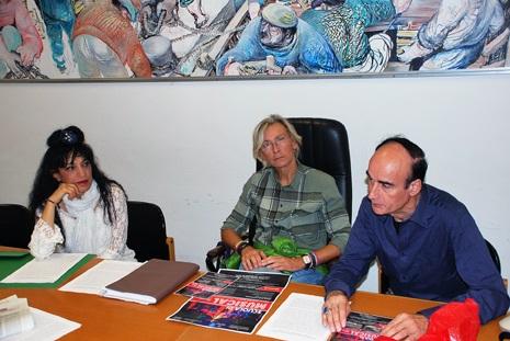 Eugenia Brega, Margherita Sorge, Paolo Clementi