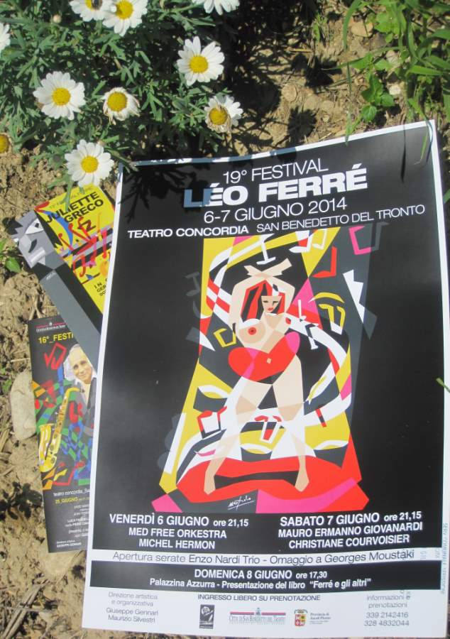 La magia del Festival Ferré al Premio Tenco 2014