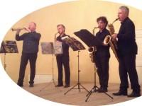 Federico Mondelci, Marco Gerboni, Mario Marzi e Massimo Mazzoni, ovvero The Italian Saxophone Quartet al Cupra Musica Festival