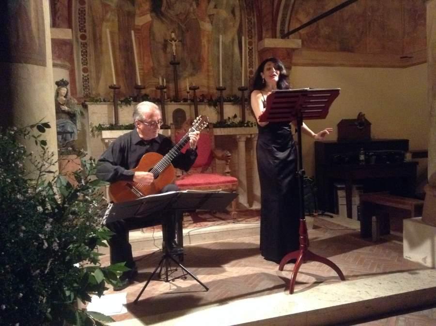 Le Canciones spagnole al Cupra Musica Festival