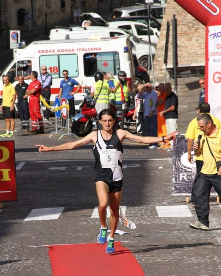 Bel risultato sportivo e organizzativo per l'Atletica Amatori Osimo Bracaccini al 32mo Trofeo 5 Torri