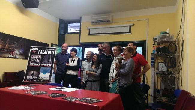 PalaFolli, conf stampa corsi_2014