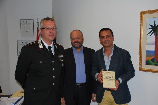 Carabinieri, il tenente Loiacono lascia la città