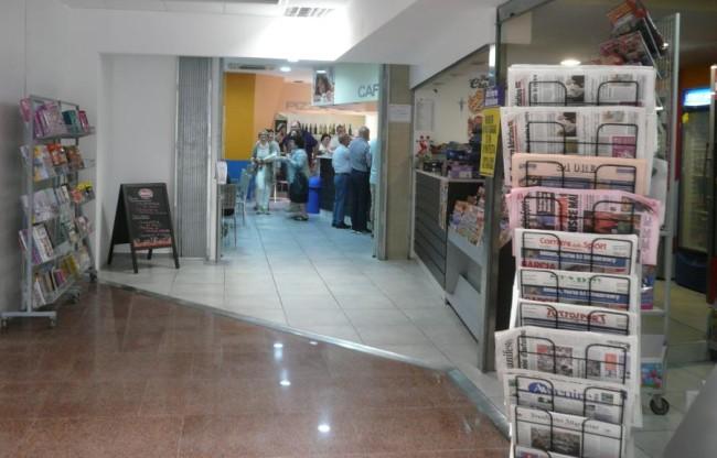 """Bar ed Edicola dell'Ospedale """"Madonna del Soccorso"""""""