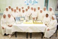 le suore dell'Immacolata concezione festeggiano i 100 anni di presenza a Cupra Marittima - ph Marcello Vagnoni