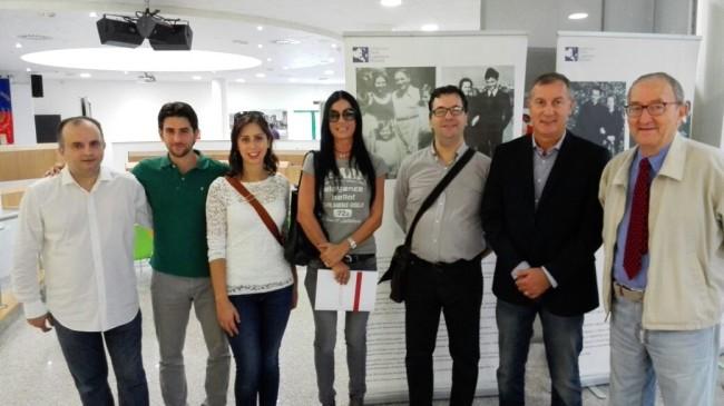Barbiana – Il silenzio diventa voce: un momento dell'inaugurazione