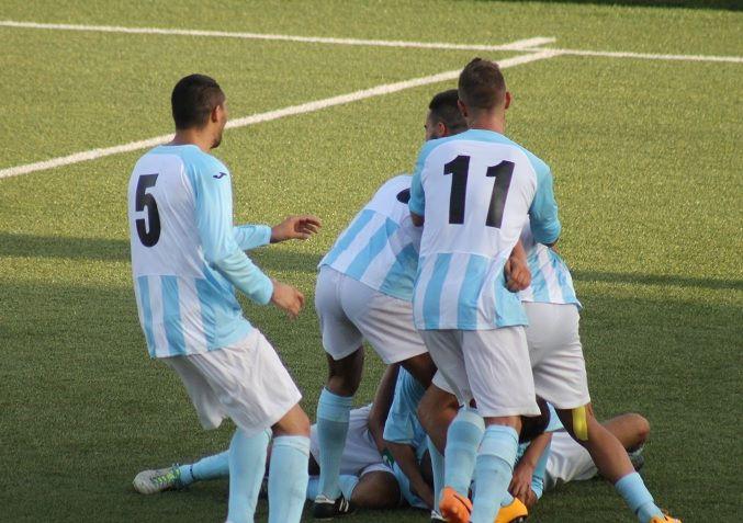 Porto D'Ascoli – Grottammare 0 a 1, Di Crescenzo regala la vetta