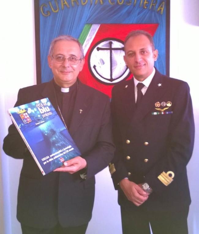 Visita del Vescovo Mons. Bresciani alla Capitaneria di Porto