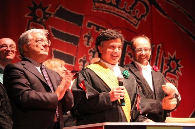 Festa del diploma dell'UniCam