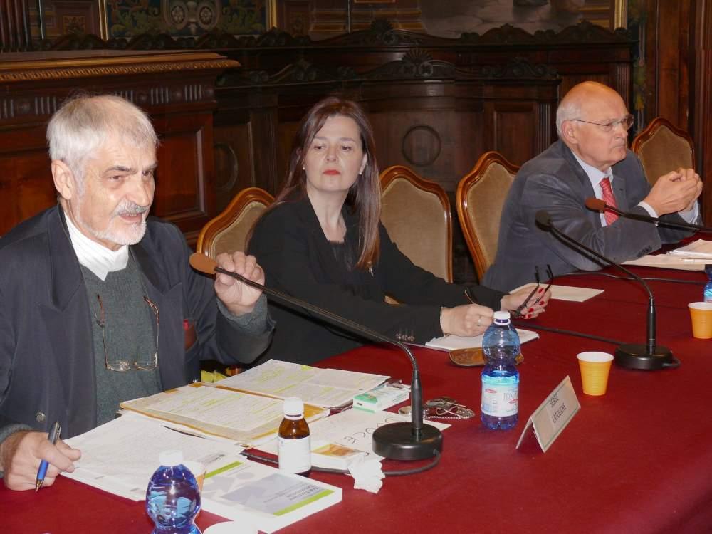 Con Latouche e Zamagni si è concluso  il V Colloquio di etica di UniMc
