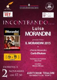 Incontrando Luisa Morandini