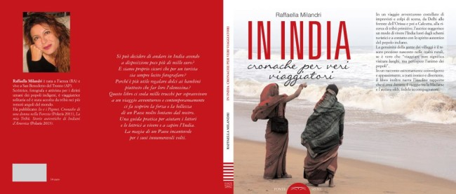 "Raffaella Milandri, ""In India"""