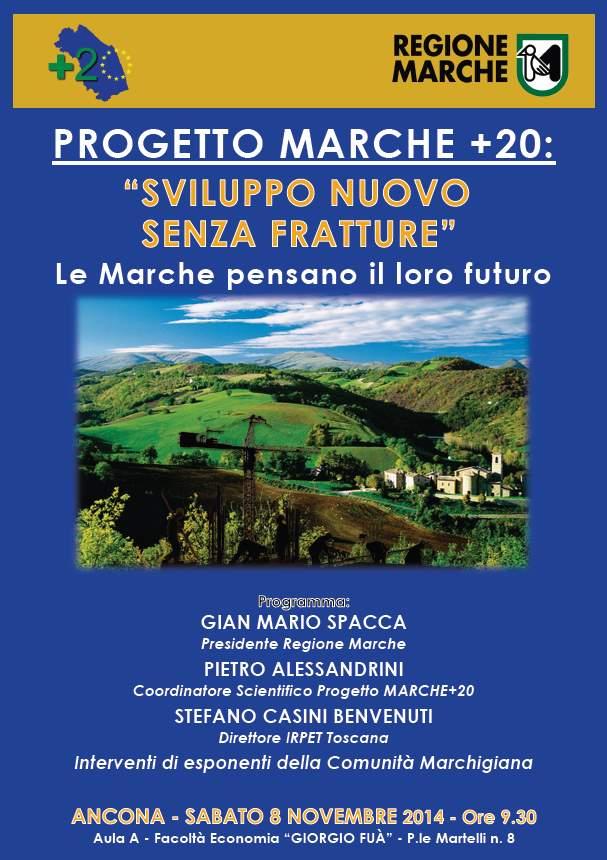 Marche +20