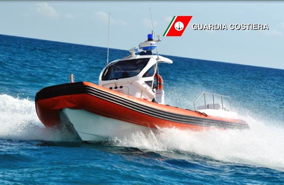 """Operazione """"Sardinis"""" della Guardia Costiera"""