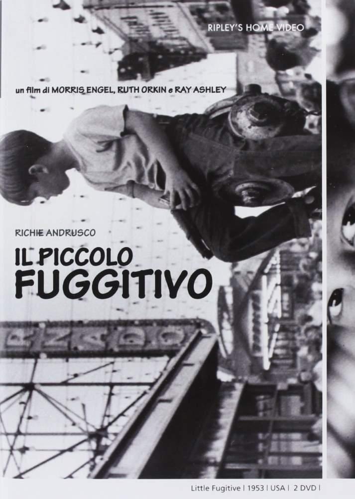 """Morris Engel, """"Il piccolo fuggitivo"""" al Teatro Nuovo di Capodarco"""