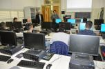 Partecipazione ed interesse per il corso sull'uso della stampante 3D
