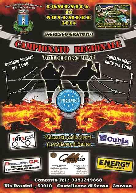 Full-Contact @ Castelleone di Suasa