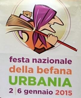 Befana 2.0 ad Urbania