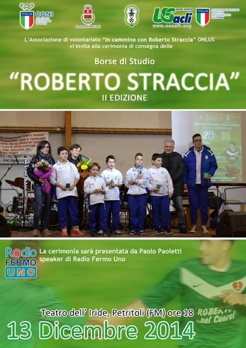 """Sono nove i vincitori delle """"Borse di studio Roberto Straccia"""""""