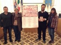 da sx Pino Neroni, Anna Maria Creolini, Luca Vagnoni e Giovanna Verdecchia