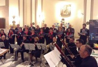 gli Armoniosi Musici e la Corale Gino Serafini di Altidona
