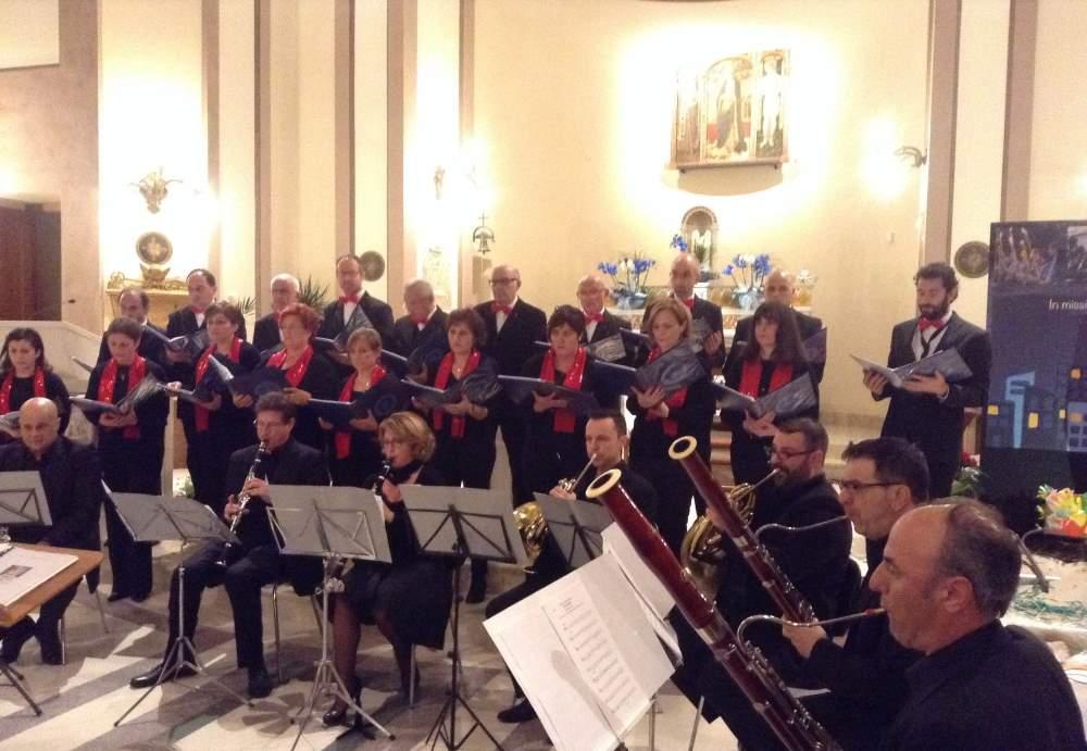 Concerto di Natale Avis a Cupra