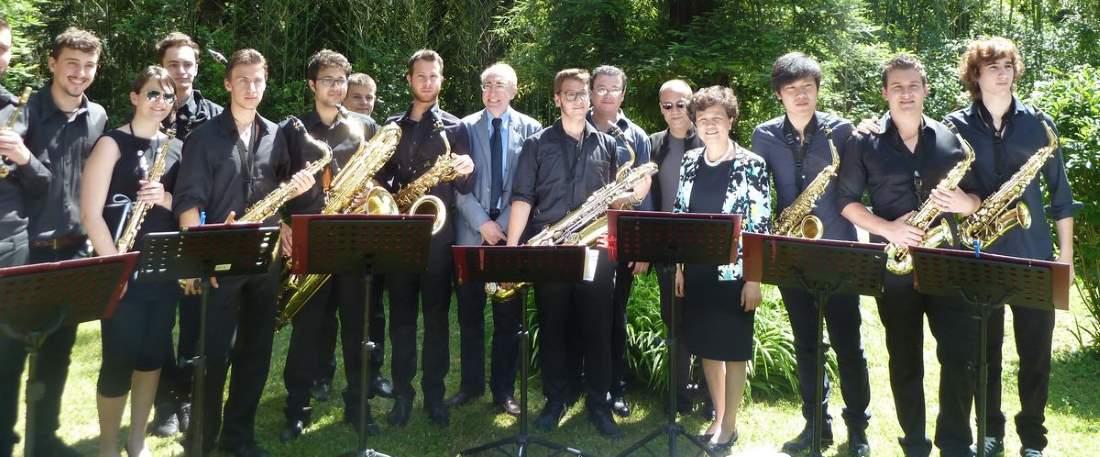 L'Istituto Confucio presenta il concerto della Rossini Saxophone Orchestra