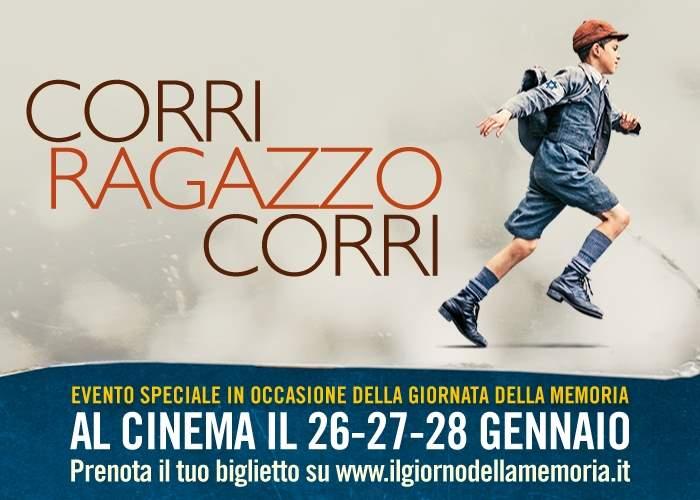 """Al Cecchetti evento speciale con """"Corri, ragazzo, corri"""""""
