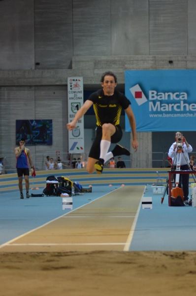 Fabrizio Donato apre il 2015 con 16.70
