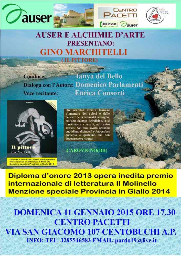 """Gino Marchitelli, """"Il Pittore"""""""