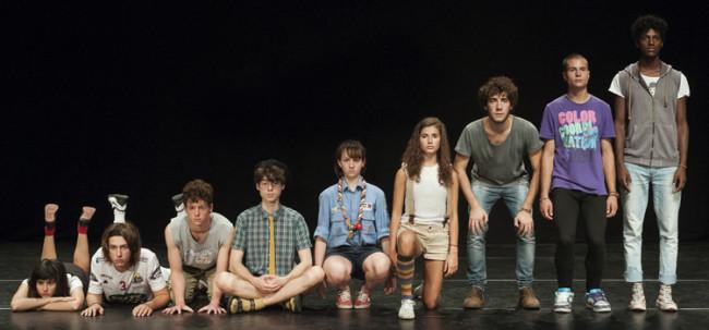 La regista Francesca Pennini ha lavorato con un gruppo di ragazzi che non avevano finora messo piede in palcoscenico