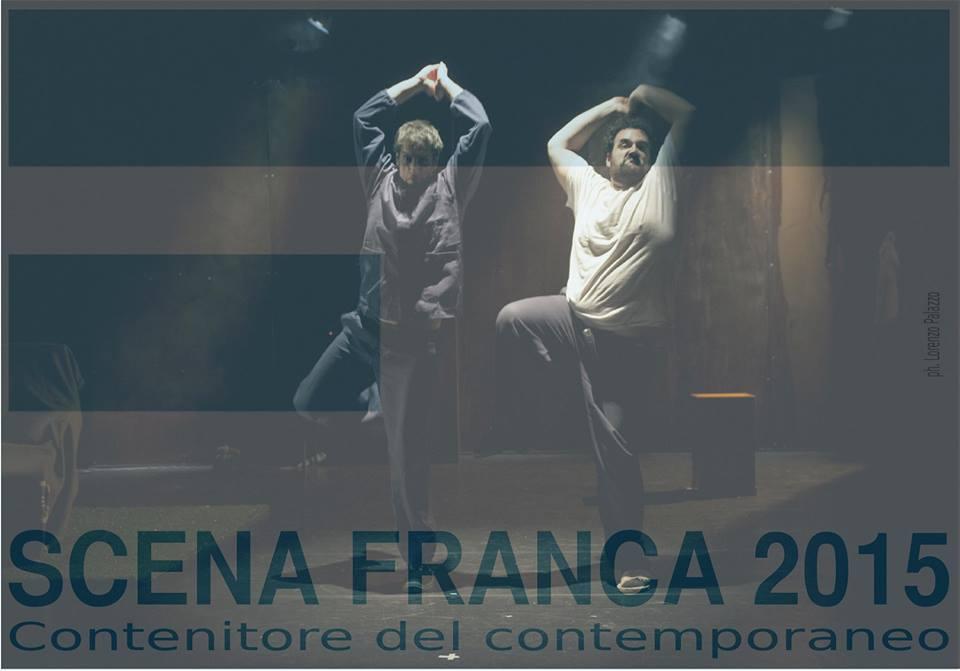 Gaetano Colella con Capatosta in scena al Teatro delle Logge di Montecosaro