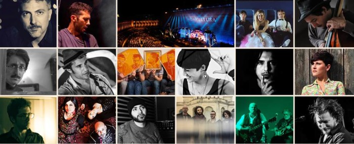 16 Finalisti Musicultura 2015