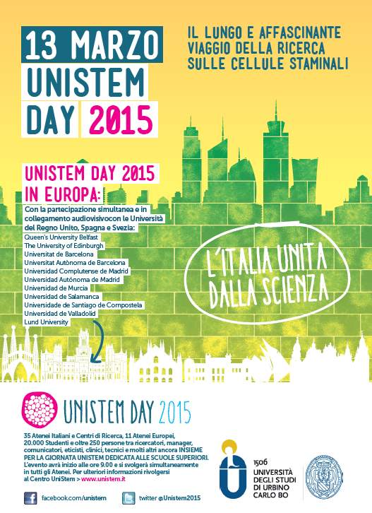 UniStem Day all'UniUrb