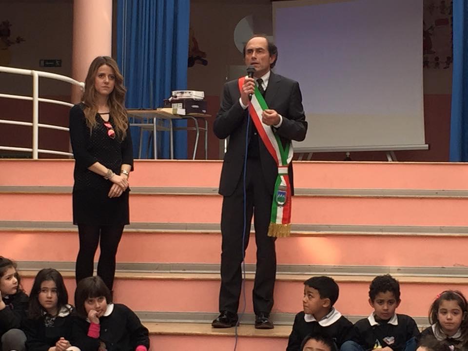 Intitolata a Nicola Gaetani Tamburini la scuola primaria