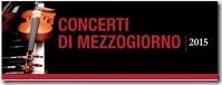 Iniziano i Concerti di Mezzogiorno al Teatro della Fortuna