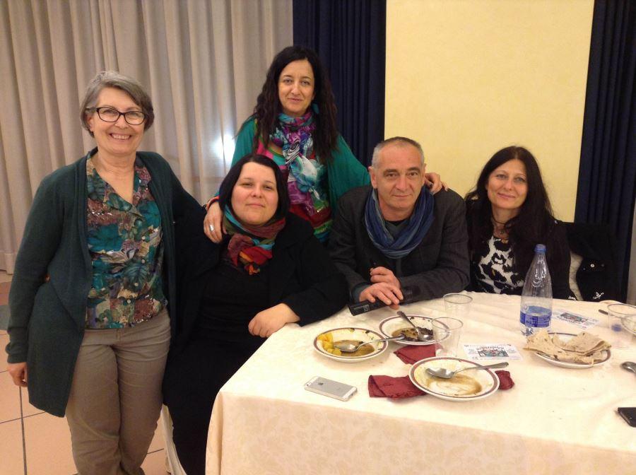 Solidarietà, Cena Povera a Cupra