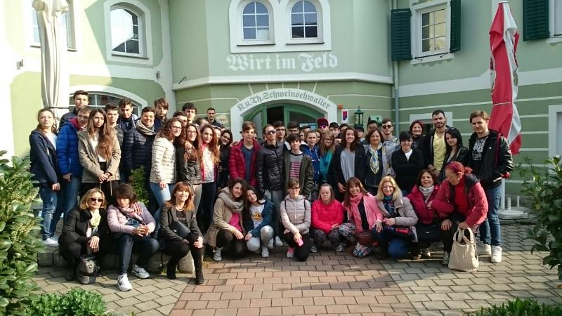 San Benedetto – Steyr, rinnovato il gemellaggio tra le città