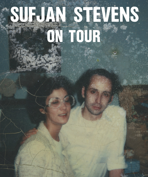 Sufjan Stevens, data unica a Milano