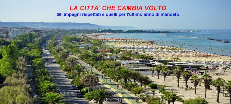 """La Città che cambia volto: """"San Benedetto del Tronto – Città Adriatica d'Europa"""""""