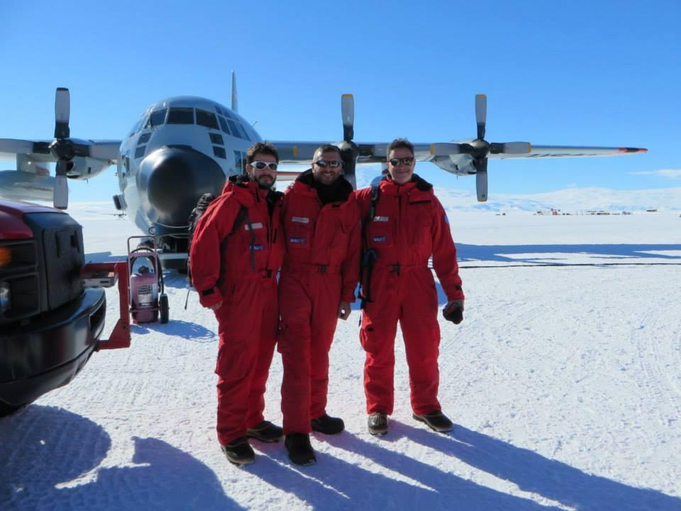 A scuola per scoprire l'Antartide e i suoi tesori grazie alla geologia UniCam