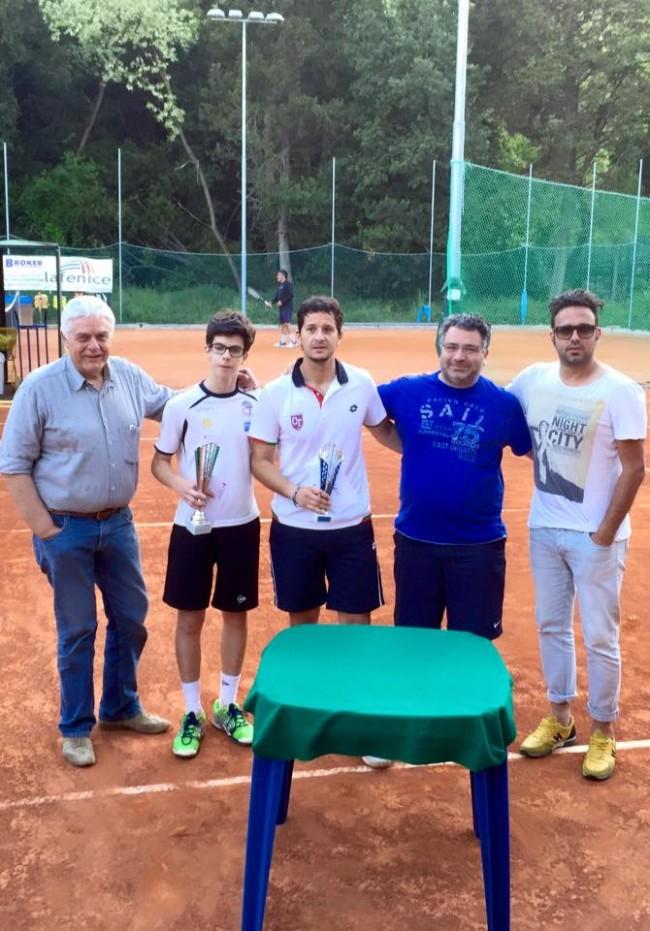 Circolo Tennis Montanari, Cristian Valentini, Trofeo Balice