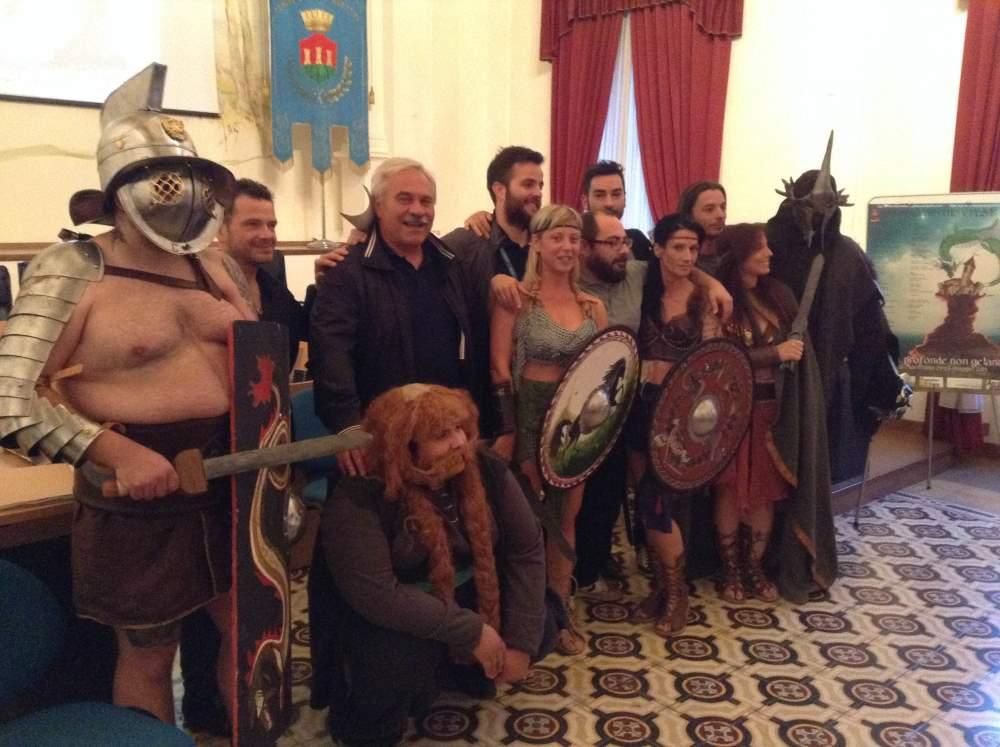 Tutto pronto per la prima edizione del Marano Fantasy Fest