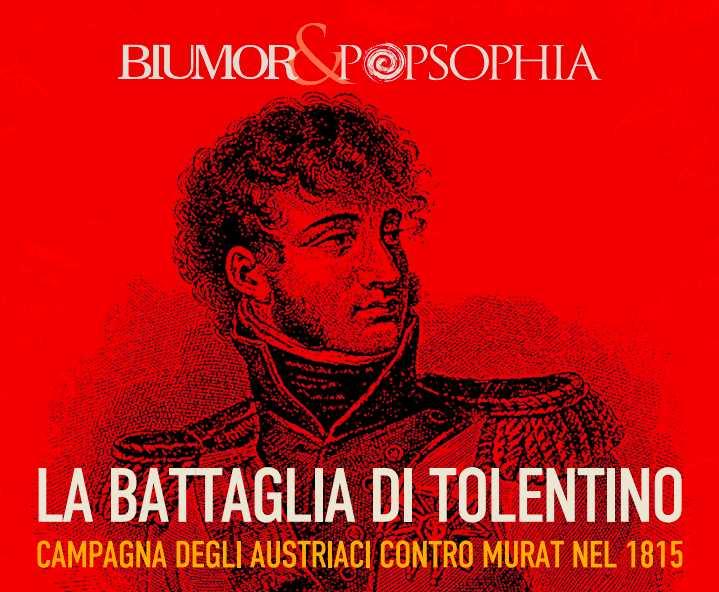 """Biumor e Popsophia presentano """"La Battaglia di Tolentino"""""""