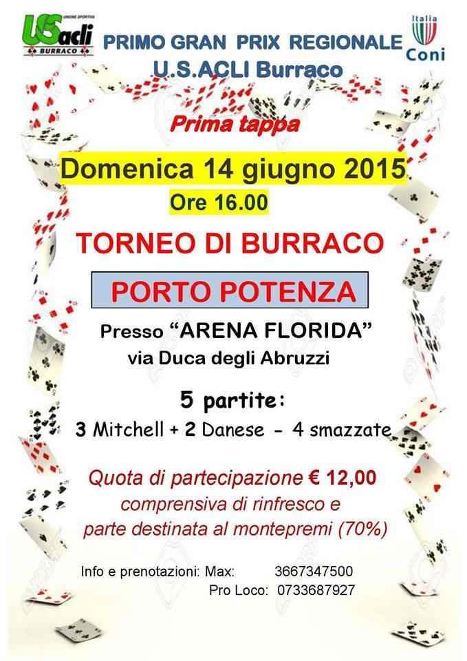 Burraco, al via il gran prix estivo dell'Us Acli Marche