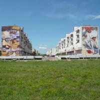 """gli Orticanoodles hanno terminando il """"muro"""" dedicato ad Andrea Pazienza ©"""