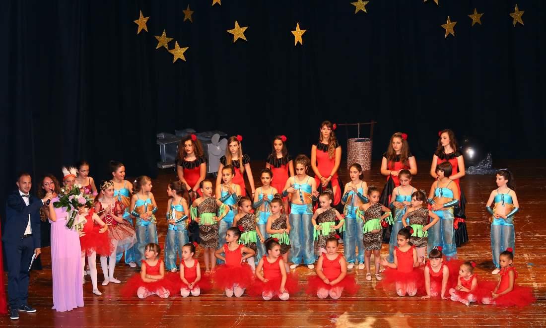 """Il Teatro delle Energie gremito per il """"Piccolo Principe"""" della """"DanzArte Academy"""""""