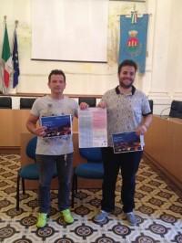 Pino Neroni e Luca Vagnoni