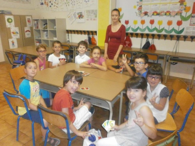 English Summer Camp all'Isc Centro