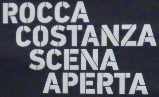 Rocca Costanza Scena Aperta